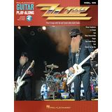 Hal Leonard Guitar Play-Along Volume 99: ZZ Top Product Image