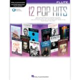 Hal Leonard Instrumental Play-Along: 12 Pop Hits - Flute Product Image