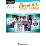 Hal Leonard Instrumental Play-Along: Chart Hits - Flute Product Image