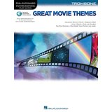 Hal Leonard Instrumental Play-Along: Great Movie Themes - Trombone Product Image