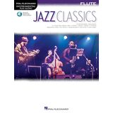 Hal Leonard Instrumental Play-Along: Jazz Classics - Flute Product Image