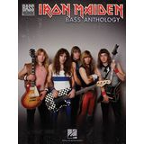 Hal Leonard Iron Maiden Bass Anthology Product Image