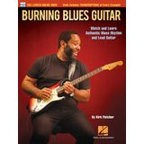 Hal Leonard Kirk Fletcher: Burning Blues Guitar Product Image