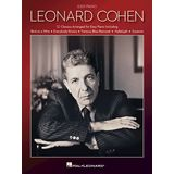 Hal Leonard Leonard Cohen For Easy Piano Product Image