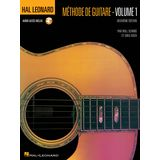 Hal Leonard Methode De Guitare Volume 1 Deuxieme Edition Avec CD Produktbild