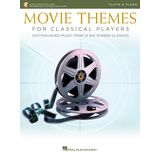 Hal Leonard Movie Themes for Classical Players - Flute and Piano Product Image