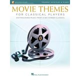 Hal Leonard Movie Themes for Classical Players - Trumpet and Piano Product Image
