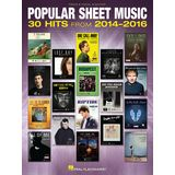 Hal Leonard Popular Sheet Music Product Image