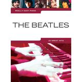 Hal Leonard Really Easy Piano: The Beatles Product Image