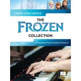 Hal Leonard Really Easy Piano: The Frozen Collection Produktbild