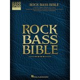 Hal Leonard Rock Bass Bible Product Image