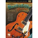 Hal Leonard Rockabilly Guitar Troy Dexter, DVD Product Image