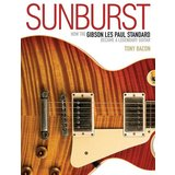Hal Leonard Sunburst Tony Bacon Product Image