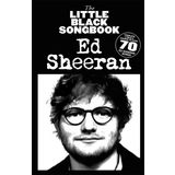 Hal Leonard The Little Black Songbook: Ed Sheeran Product Image
