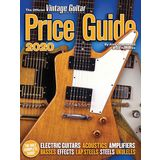 Hal Leonard The Official Vintage Guitar Magazine Price Guide 2020 Product Image