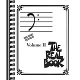 Hal Leonard The Real Book: Volume II - Second Edition (Bass Schlüssel) Product Image