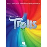 Hal Leonard Trolls: Music From The Motion Picture Soundtrack Produktbild