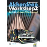 Holzschuh Verlag Akkordeon Workshop 2 Product Image