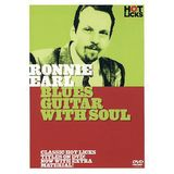 Hot Licks Ronnie Earl - Blues Guitar with Soul, Hot Licks, DVD Product Image