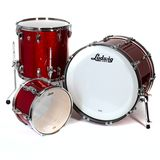 Ludwig Classic Maple Fab Shell Set Red Sparkle Produktbild