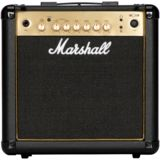 Marshall MG15GR Black & Gold Product Image