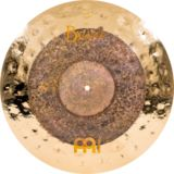 "Meinl Byzance Dual Crash 19"" Dual Finish Product Image"