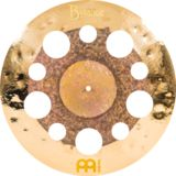 "Meinl Byzance Dual Trash-Crash 18"" Dual Finish Product Image"