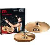 Meinl MCS1416 Cymbal Set, 14HH, 16CR Product Image