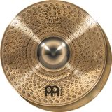 "Meinl Pure Alloy Custom HiHat 14"" Medium Thin Product Image"