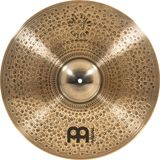 "Meinl Pure Alloy Custom Ride 20"" Medium Thin Product Image"
