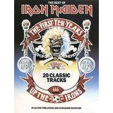 Music Sales The Best Of Iron Maiden Product Image