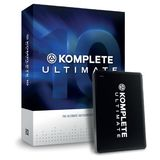 Native Instruments Komplete 10 Ultimate  Product Image