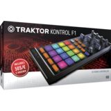 Native Instruments Traktor Kontrol F1 Remix Deck Controller Product Image