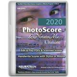 Neuratron PhotoScore & NotateMe Ultimate 2020 engl. Version  License Code Product Image