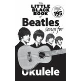 Novello Little Black Book: The Beatles Ukulele Product Image