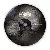 "Paiste CS 900 Heavy HiHat 14"" Color Sound Black Product Image"