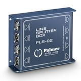 Palmer PLS 02 Line-Splitbox 1 to 3 2x trafo 1:1 Product Image