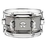 "PDP Black Nickel Steel Snare 10""x6"" Product Image"
