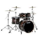 PDP Concept Exotic ShellSet, Walnut Charcoal Burst Product Image