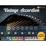 PSOUND PAOLO PRINCIPI Vintage Accordeon License Code Product Image