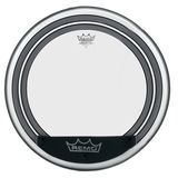 "Remo Powersonic 24"", clear, BassDrum Batter Head Product Image"