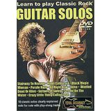 Roadrock International Learn To Play Classic Rock Guitar Solos Product Image