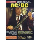 Roadrock International Lick library - AC/DC Learn to play (Guitar), DVD Product Image