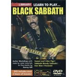 Roadrock International Lick library - Black Sabbath Learn to play (Guitar), DVD Product Image