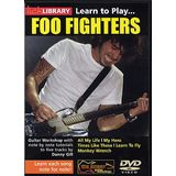 Roadrock International Lick library - Foo Fighters Learn to play (Guitar), DVD Product Image