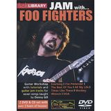 Roadrock International Lick Library: Jam With Foo Fighters DVD, CD Product Image