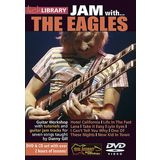 Roadrock International Lick Library: Jam With The Eagles DVD, CD Product Image