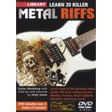 Roadrock International Lick Library: Learn 20 Killer Metal Licks - Volume 2 DVD Product Image