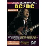 Roadrock International Lick Library: Learn To Play AC/DC 3 DVD Product Image