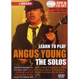 Roadrock International Lick Library: Learn To Play Angus Young - The Solos DVD Product Image